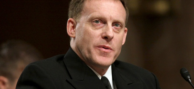 Cyber Command chief Adm. Mike Rogers