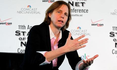 United States CTO Megan Smith