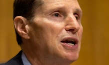 Senate Finance Committee Chairman Sen. Ron Wyden, D-Ore.