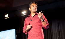 The White House's first chief data scientist, DJ Patil