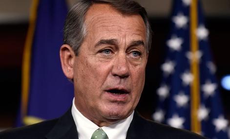 Speaker of the House John Boehner, R-Ohio