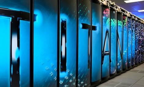 Oak Ridge National Laboratory's Titan Supercomputer