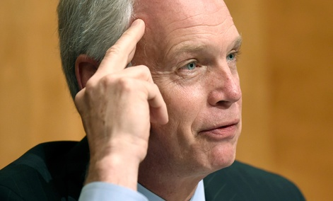 enate Homeland Security and Governmental Affairs Committee Chairman Sen. Ron Johnson, R-Wis.