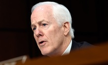 Senate Majority Whip John Cornyn, R-Texas