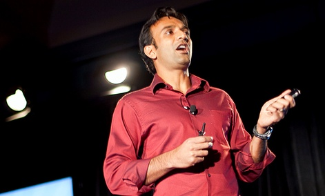 DJ Patil, the nation's first Chief Data Scientist