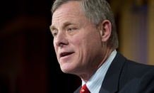 Senate Intelligence Committee Chairman Sen. Richard Burr, R-N.C.