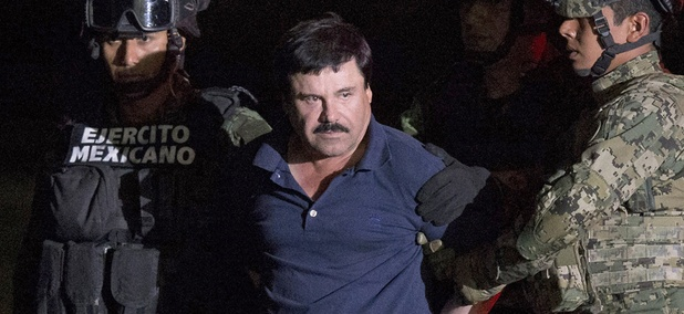 BlackBerry's 'End-to-End Security' Didn't Do El Chapo Any Favors