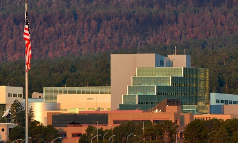 Los Alamos National Laboratory in New Mexico