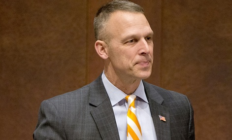 House Homeland Security Committee member Rep. Scott Perry, R-Pa.