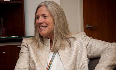 NGA Director Sue Gordon