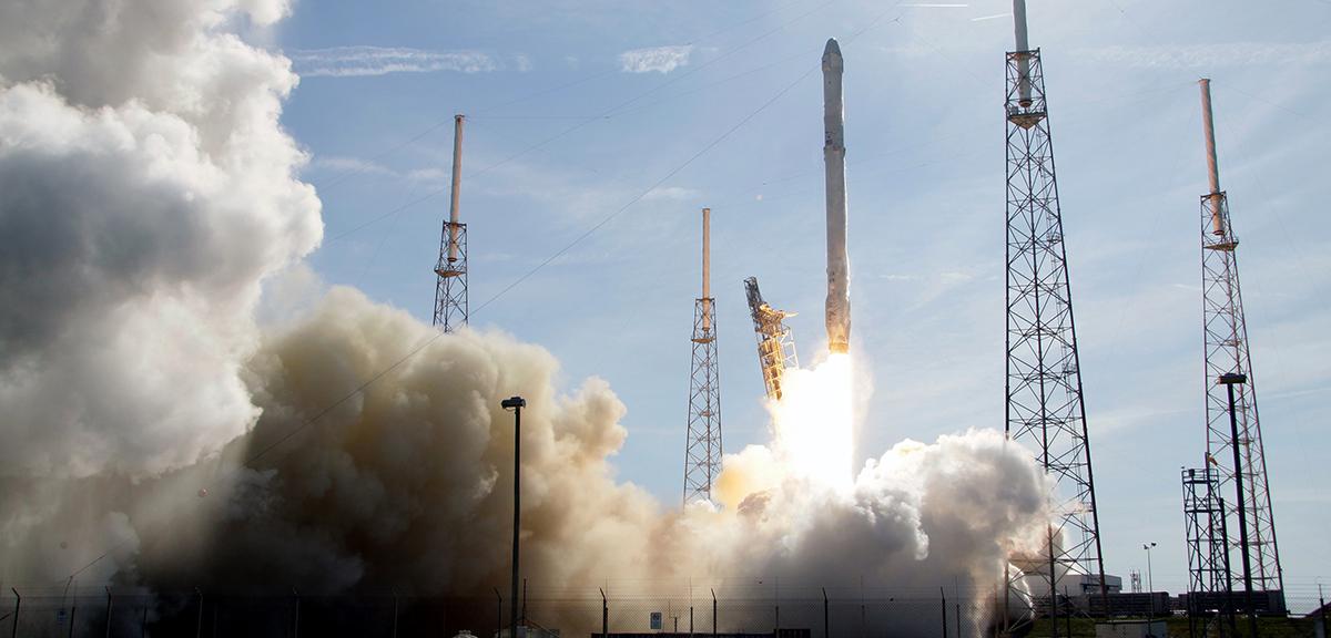 spacex reusable rocket splash down - photo #11