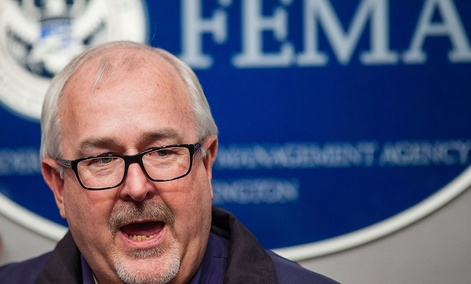 FEMA Administrator Craig Fugate