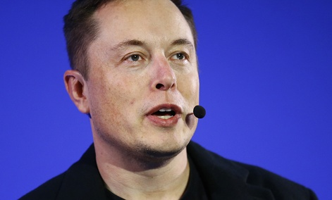 Tesla Motors Inc. CEO Elon Musk