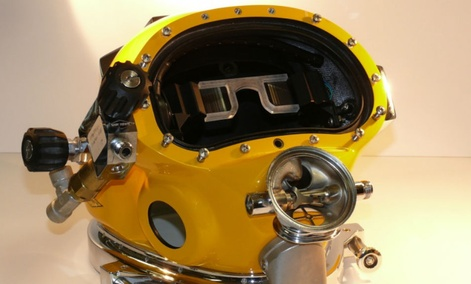 Divers Augmented Vision Display prototype