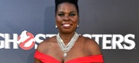 """Actress Leslie Jones arrives at the Los Angeles premiere of """"Ghostbusters."""""""