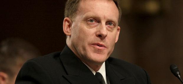 Cybercom Chief Adm. Michael Rogers