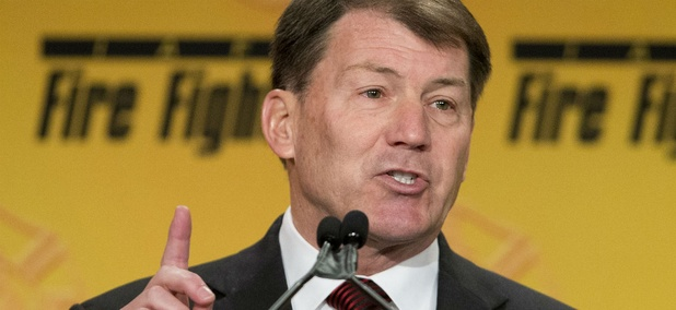 Sen. Mike Rounds, R-S.D.