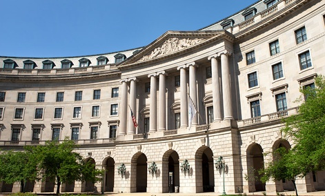 U.S. Environmental Protection Agency headquarters in Washington, DC