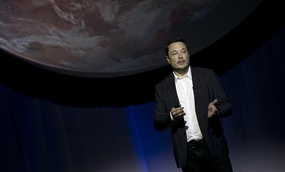 SpaceX founder Elon Musk