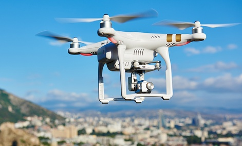 Here Come the Drones—And Their Security Holes