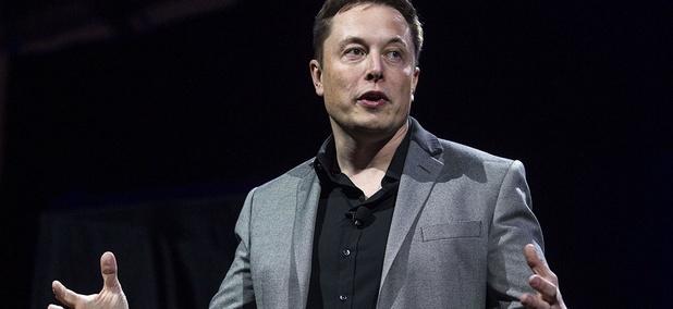 Tesla Motors and SpaceX CEO Elon Musk