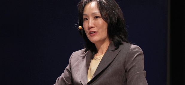 U.S. Patent and Trademark Office head Michelle Lee