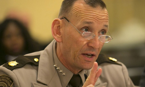Randolph Alles is the CBP's acting deputy commissioner.