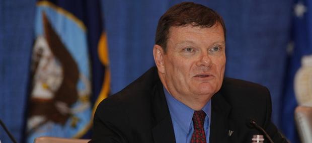 Terry Halvorsen, former DOD CIO