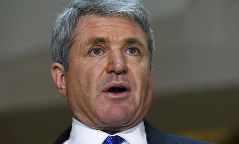 House Homeland Security Committee Chairman Rep. Michael McCaul, R-Texas
