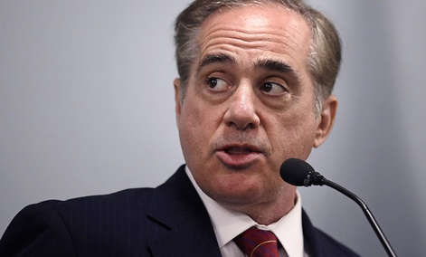 Secretary of Veterans Affairs David J. Shulkin