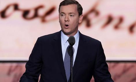 Former Rep. Chris Cox, R-Calif.