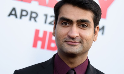 """Kumail Nanjiani arrives at the LA Premiere For Season 2 Of """"The Silicon Valley"""""""