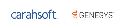Carahsoft | Genesys  logo