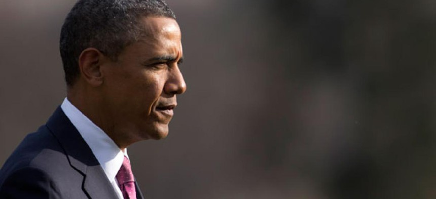 Barack Obama signed an cybersecurity executive order last month