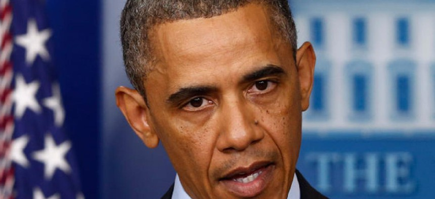 Barack Obama has backed open standards for an integrated electronic health record system.