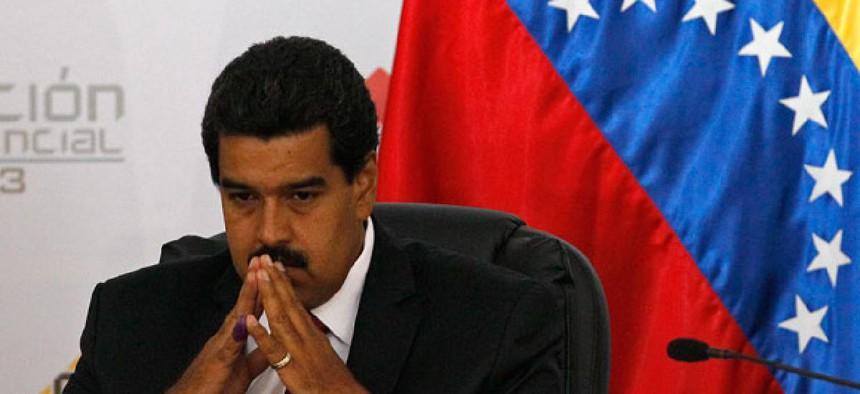Nicolas Maduro followed Hugo Chavéz as president of Venezuela.