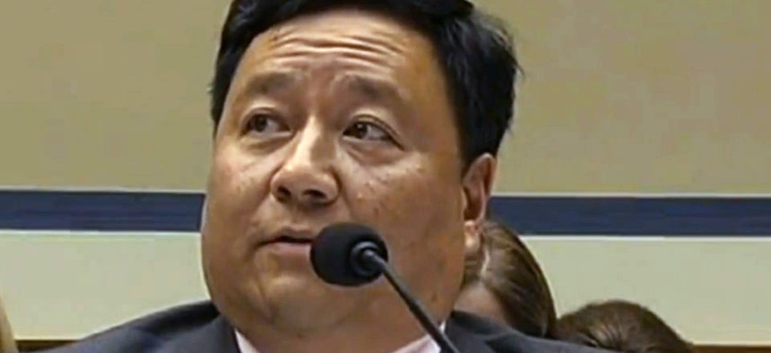 Henry Chao, deputy chief information officer for the Centers for Medicare and Medicaid Services