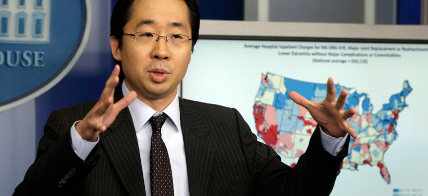 Todd Park, U.S. chief technology officer
