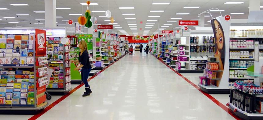 Target experienced a massive data breach in 2013.