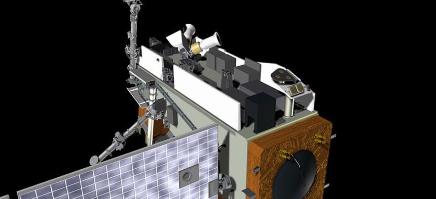 The Joint Polar Satellite System
