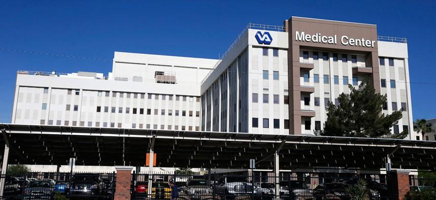The Phoenix VA Health Care Center.