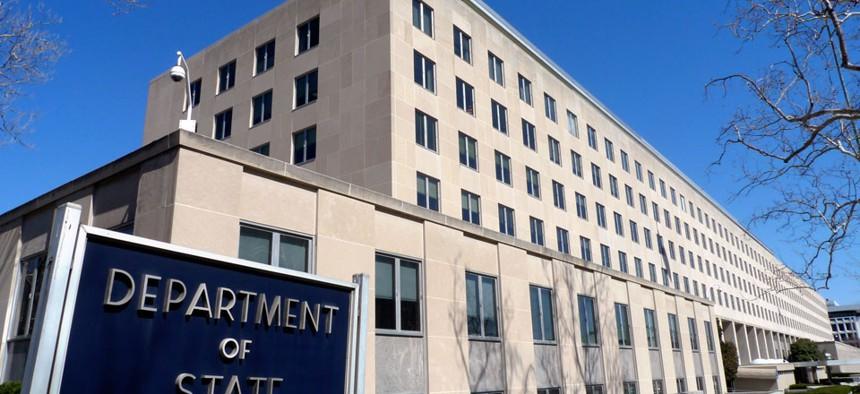 State Department headquarters.