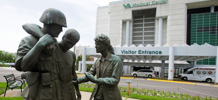 The Minneapolis Veterans Affairs Hospital