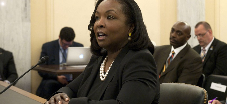 VA Chief Information Officer LaVerne Council