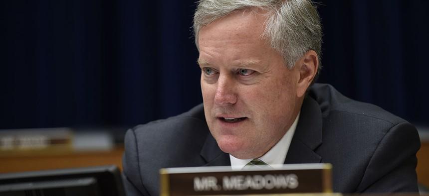 House Oversight Committee member Rep. Mark Meadows, R-N.C.