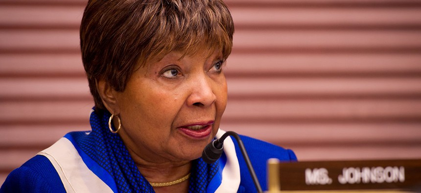 U.S. Rep. Eddie Bernice Johnson, D-Texas