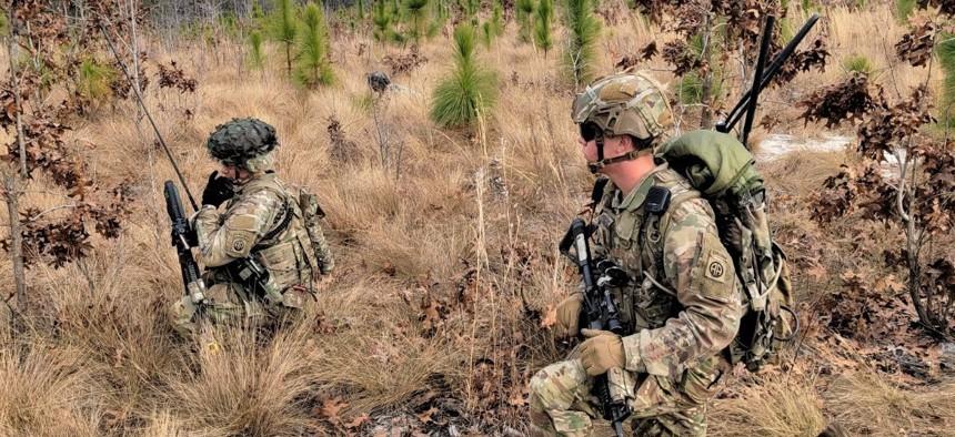 Nicholas Robertson/U.S. Army