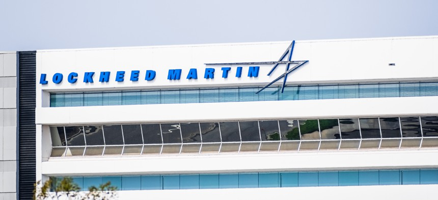 Oct 8, 2020 Sunnyvale / CA / USA - Lockheed Martin headquarters located in Silicon Valley; Lockheed Martin Corporation is an American aerospace, security, arms and advanced technologies company