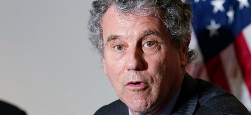 Sen. Sherrod Brown, D-Ohio, is one of the senators who introduced the bill.