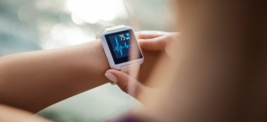 DHS Wants Wearables to Track Employee Health at Work and at Home